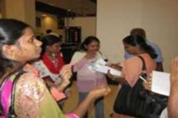 Caritas Sri Lanka gave Airport Assistance for Arriving Migrant Domestic Workers from Jordan